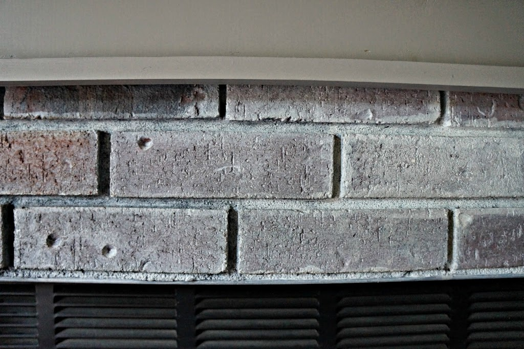White Wash Brick