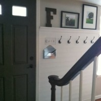 """All done…with the """"Mudroom wall"""""""