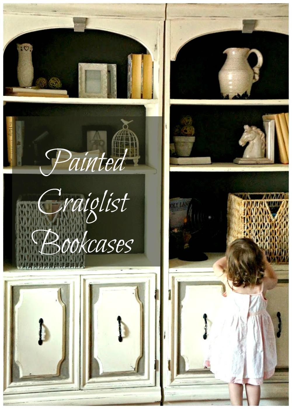 painted-craiglist-bookcases