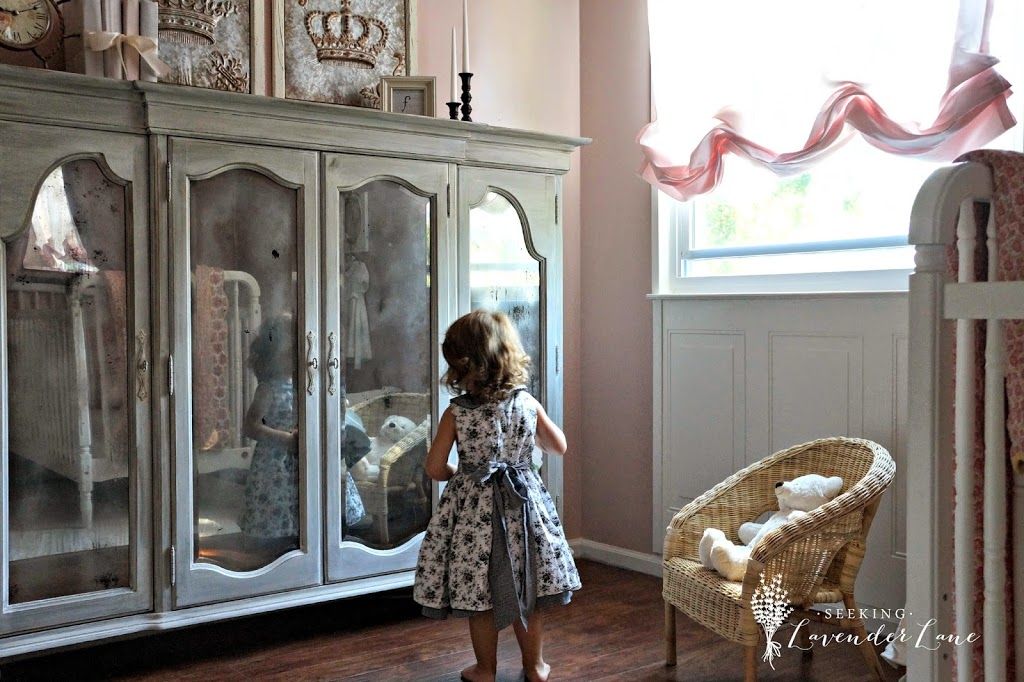 french vintage room