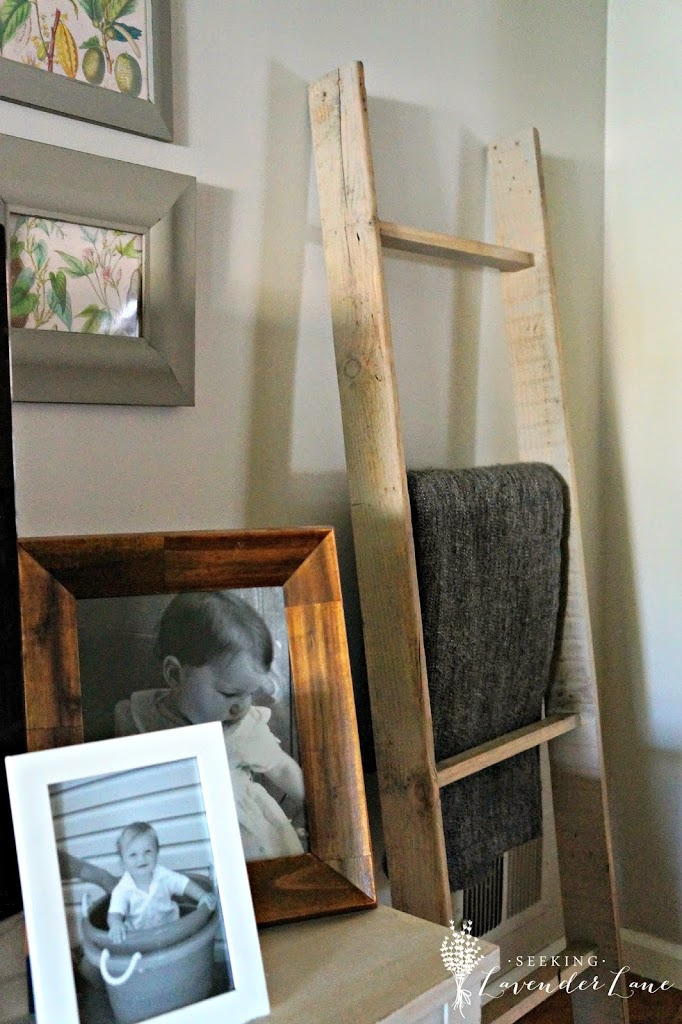 Rustic-Blanket-Ladder