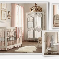 How to Create an RH Baby Room without Spending the Money
