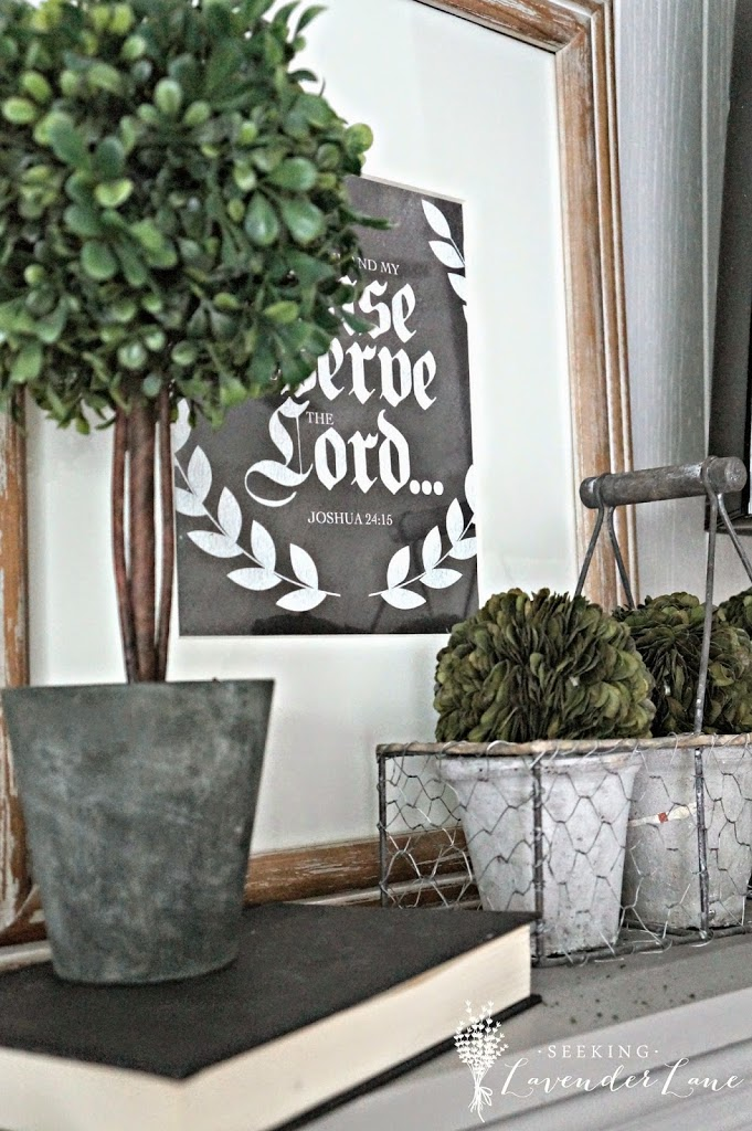 Topiary Decorations for Spring