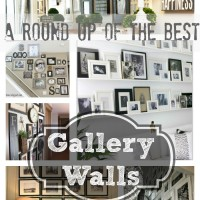 A Round Up of the Best Gallery Walls