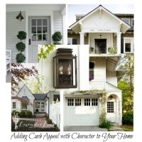Adding Curb Appeal with Character