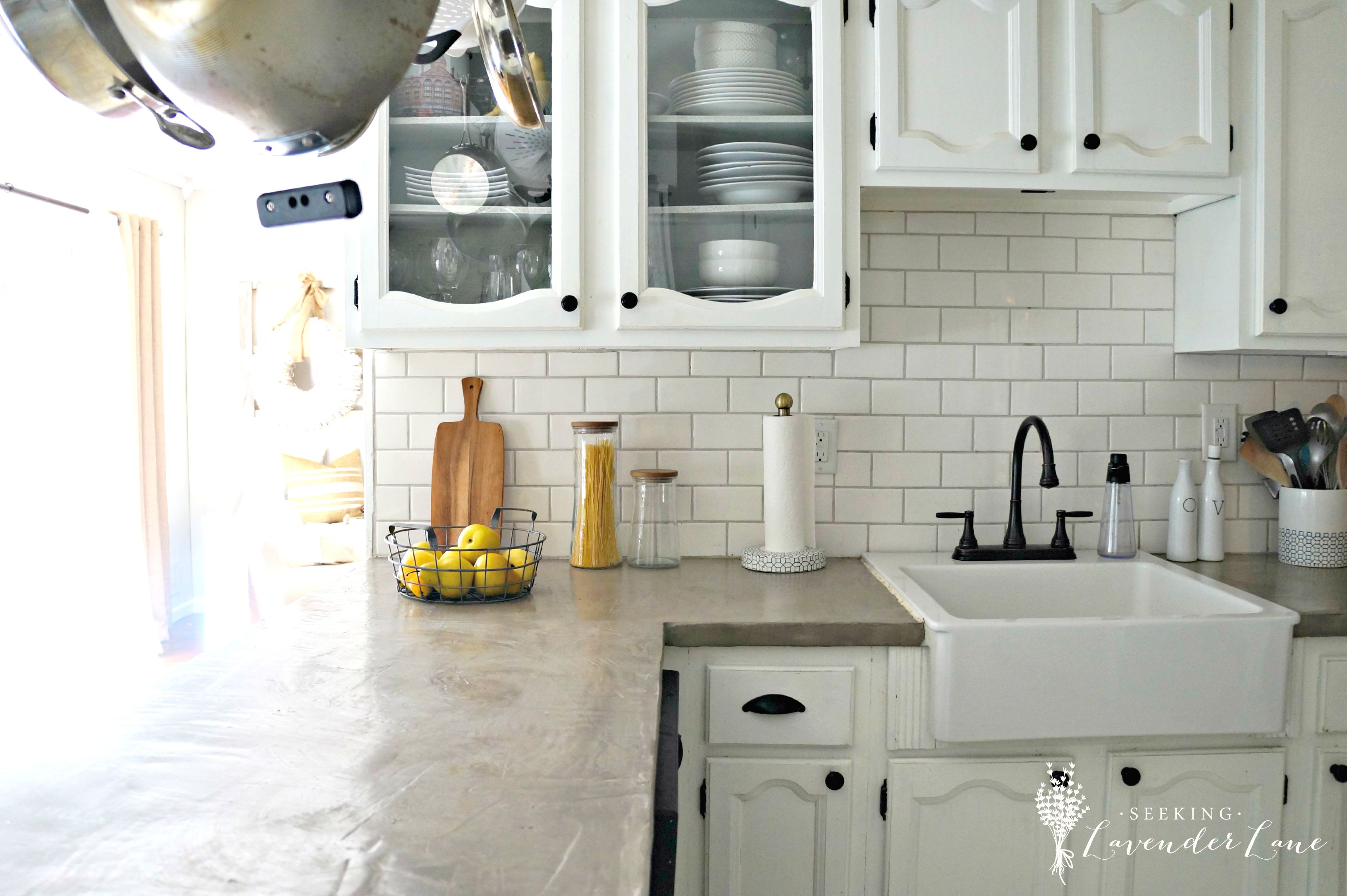 Ardex Feather Finish Countertops the Second Try - Seeking