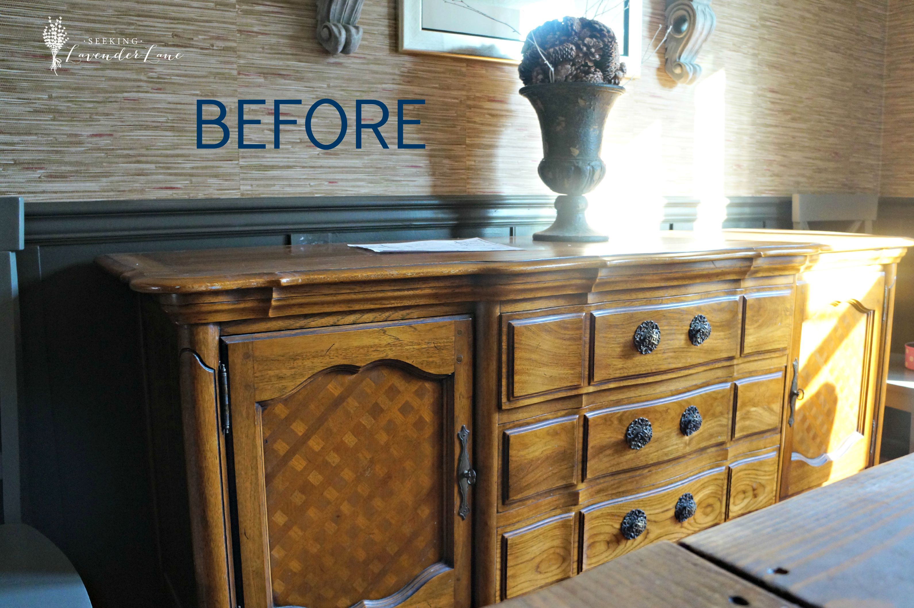 I Love French Provincial But Was Not Quite Sure This Is What I Wanted In  Here. Since I Did Not Have Much ...