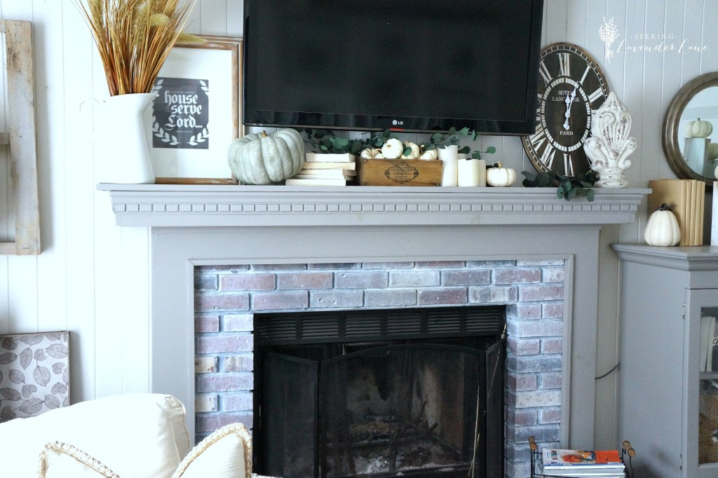 Fall Mantel 2