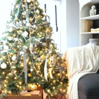 Rustic Sweetness Christmas Tree