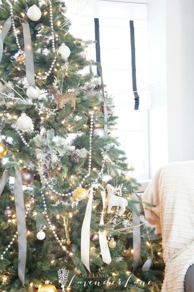 Farmhouse refined Christmas Tree