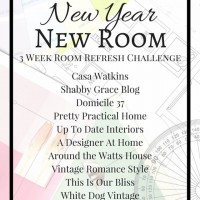 New Year New Room Challenge Week 1