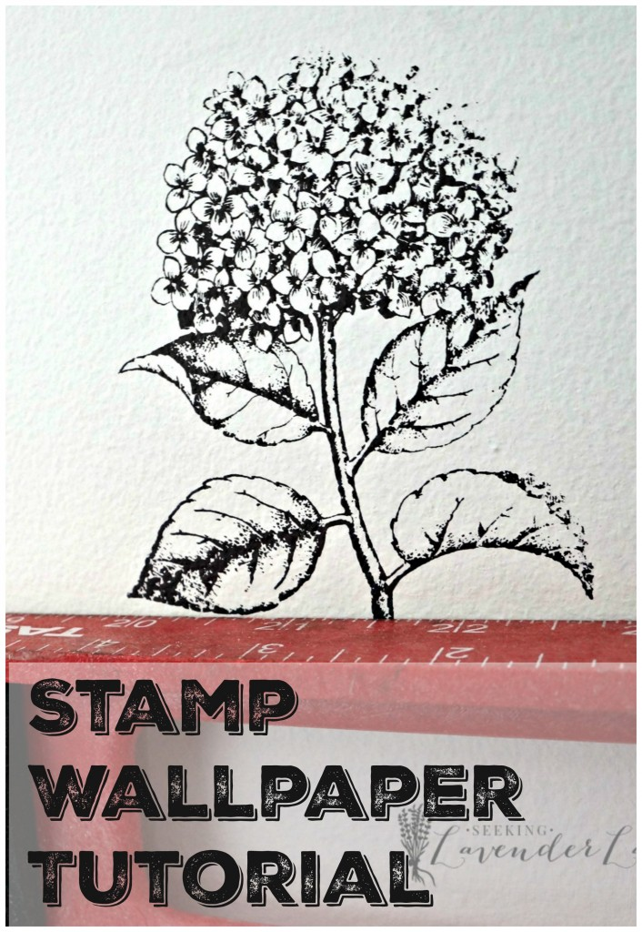 Stamp Wallpaper Tutorial Logo
