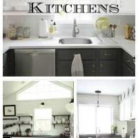 Inspiring Small Kitchens