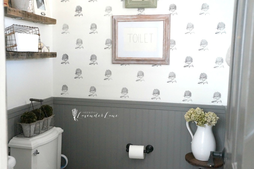powder room makeover 10