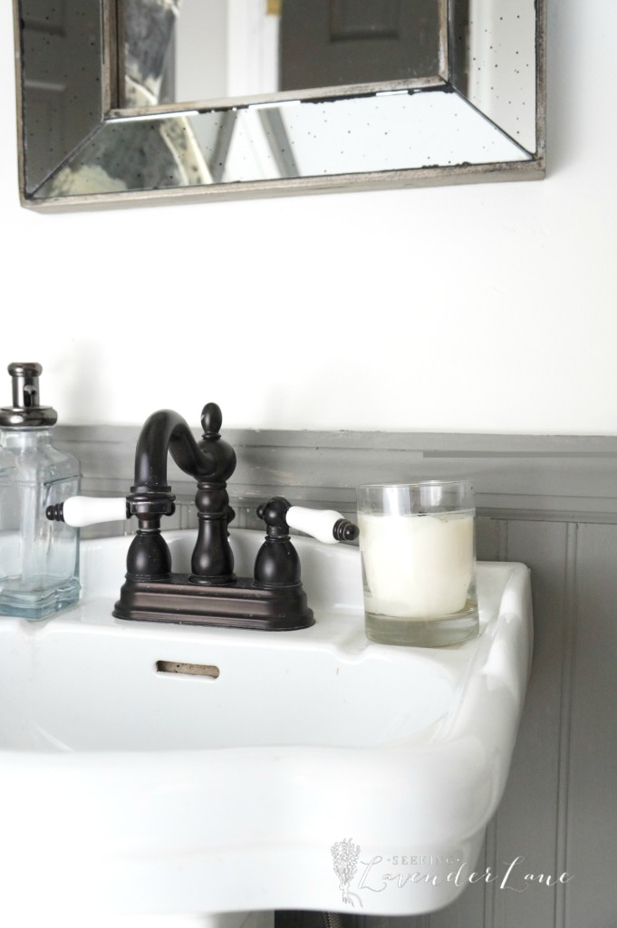 powder room makeover 12