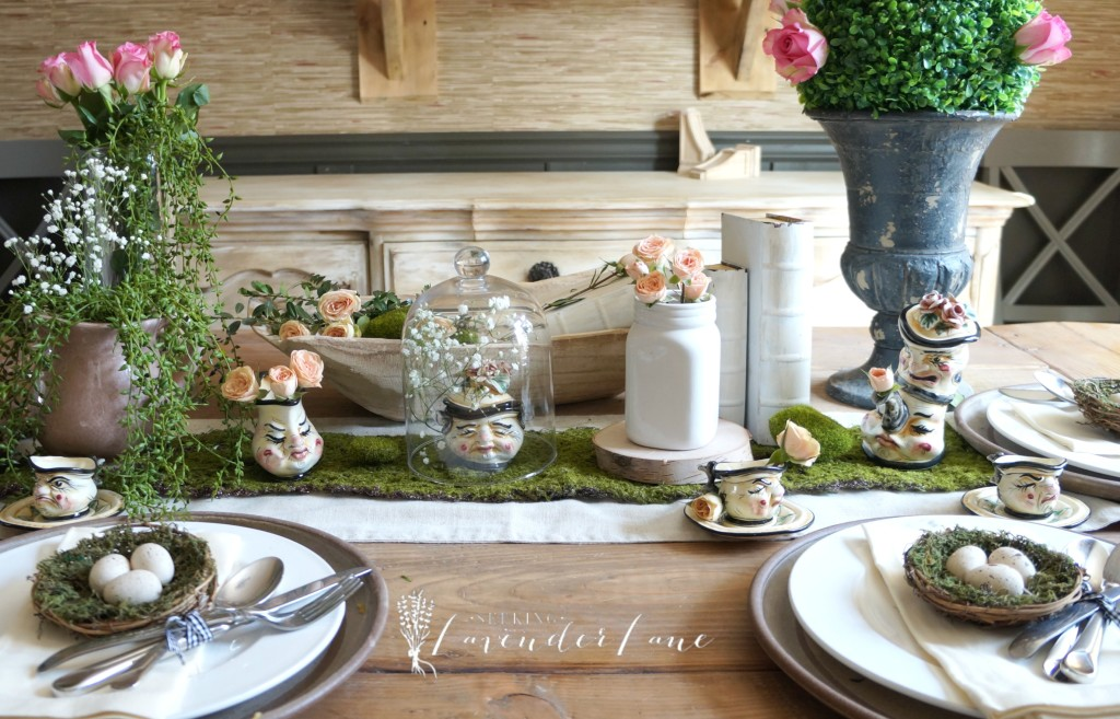 Whimsy Tablescape 4
