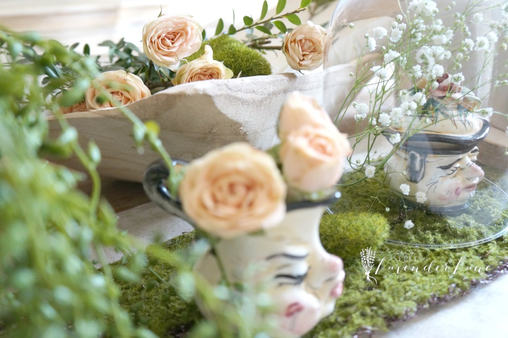 whimsy tablescape