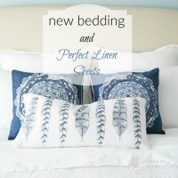 New Bedding and a GIVEAWAY!