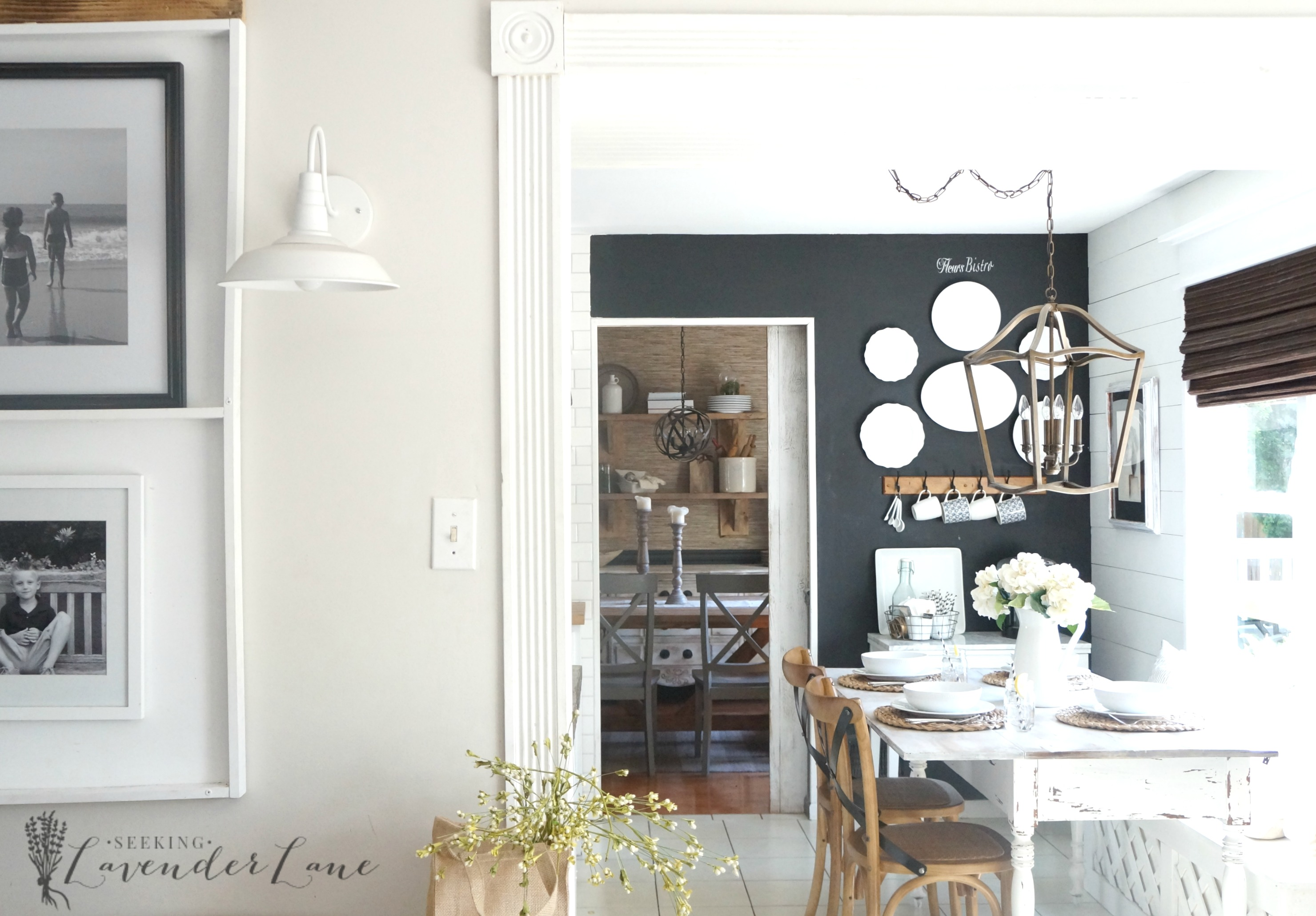 Farmhouse Kitchen Reveal Seeking Lavendar Lane