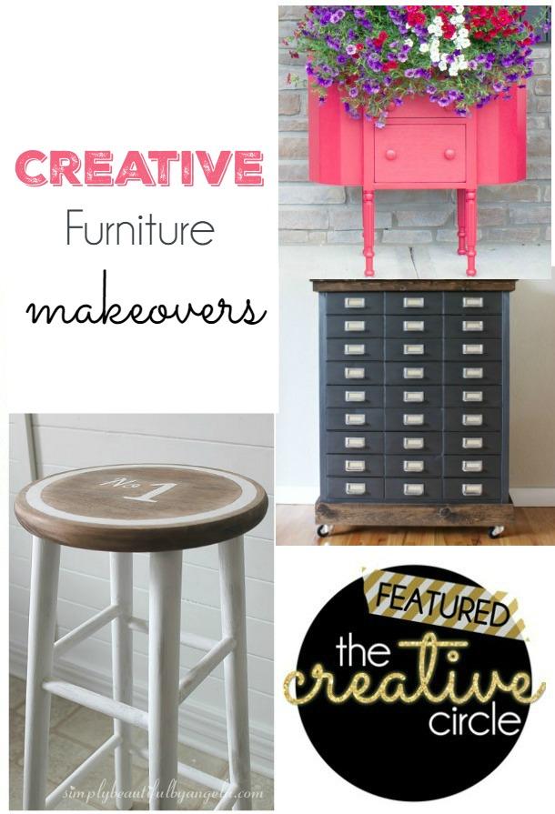 Creative Furniture Makeovers