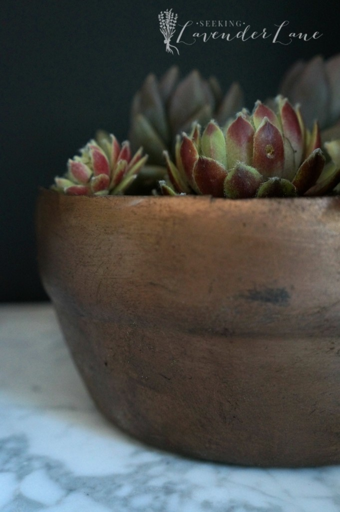 DIY Vintage Copper Pot 5