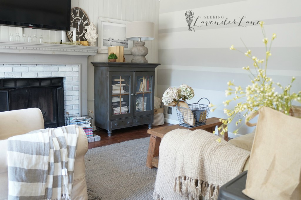 Farmhouse Living Summer Home Tour 14