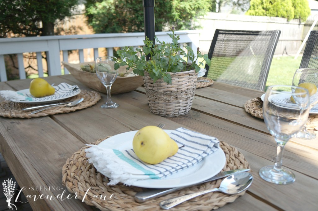 Farmhouse Living Summer Home Tour 23