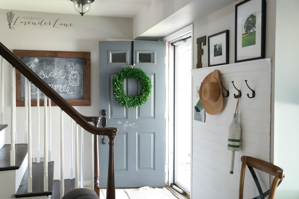 Farmhouse Living Summer Home Tour 4
