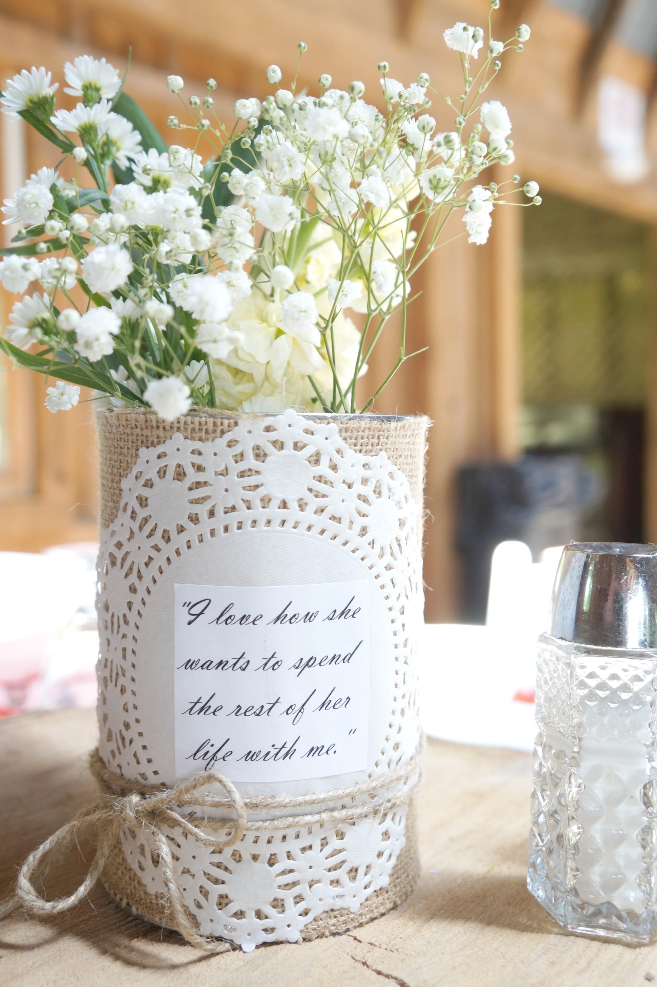 Rustic Barn-style Bridal Shower - Seeking Lavendar Lane