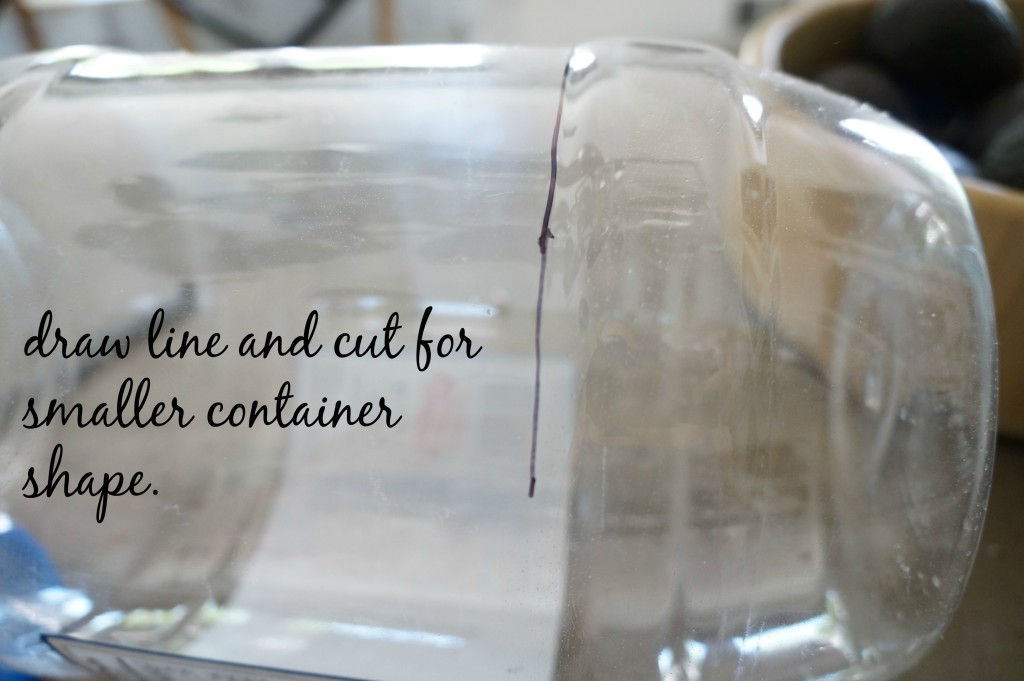 cut container