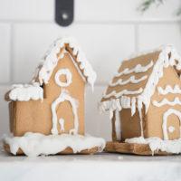 Farmhouse Christmas Kitchen Home Tour