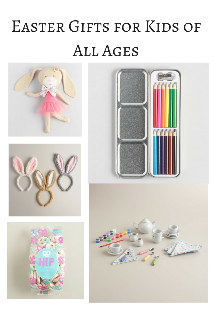 Easter gifts for kids of all ages seeking lavendar lane across so many great easter gifts that i can pair together and give each kid the prices are great and their products are always unique which i love negle Choice Image