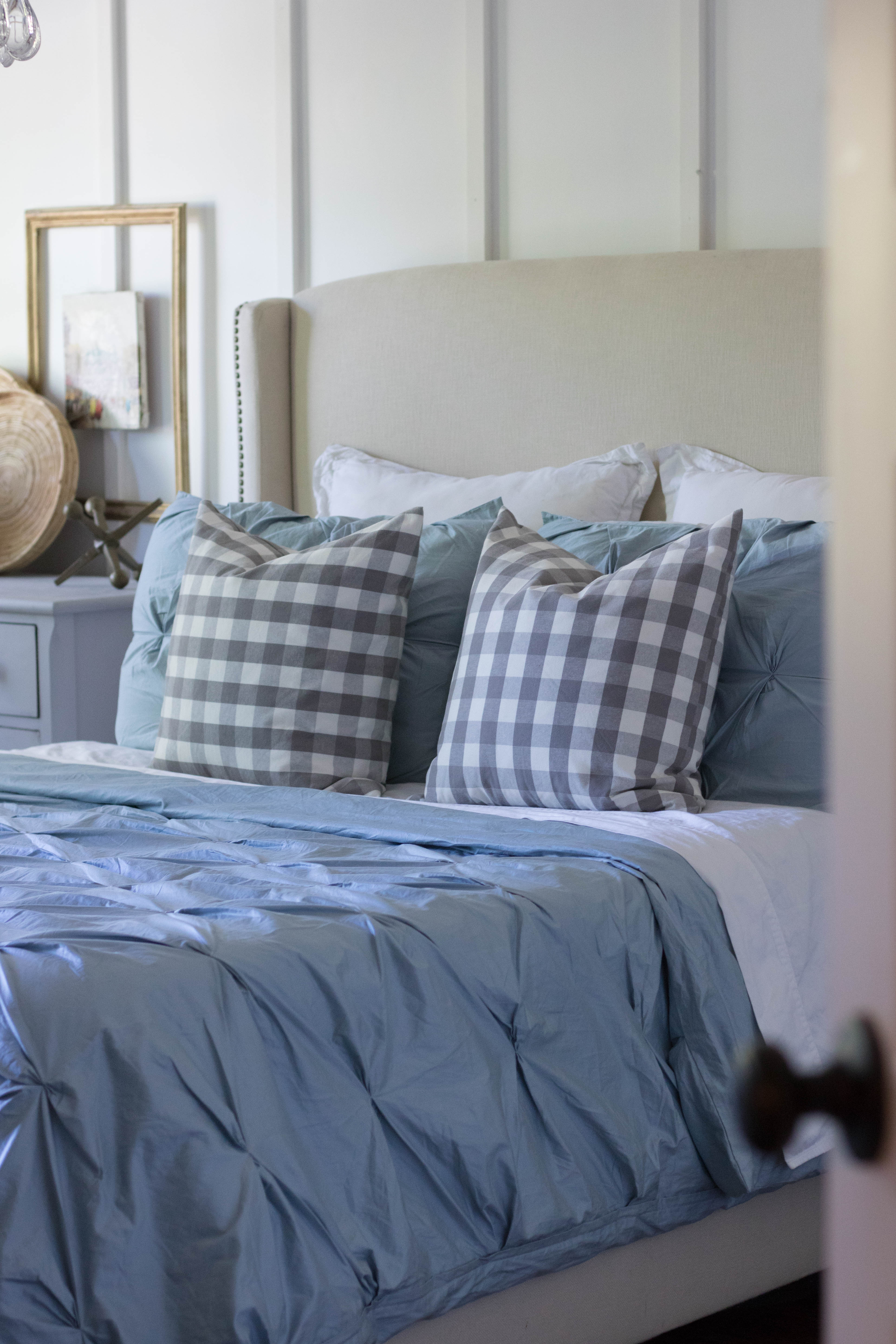 Alright My Friends Come On In To The Reveal Of Our French Farmhouse Master Bedroom