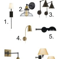 Best Farmhouse Wall Sconces Under $100