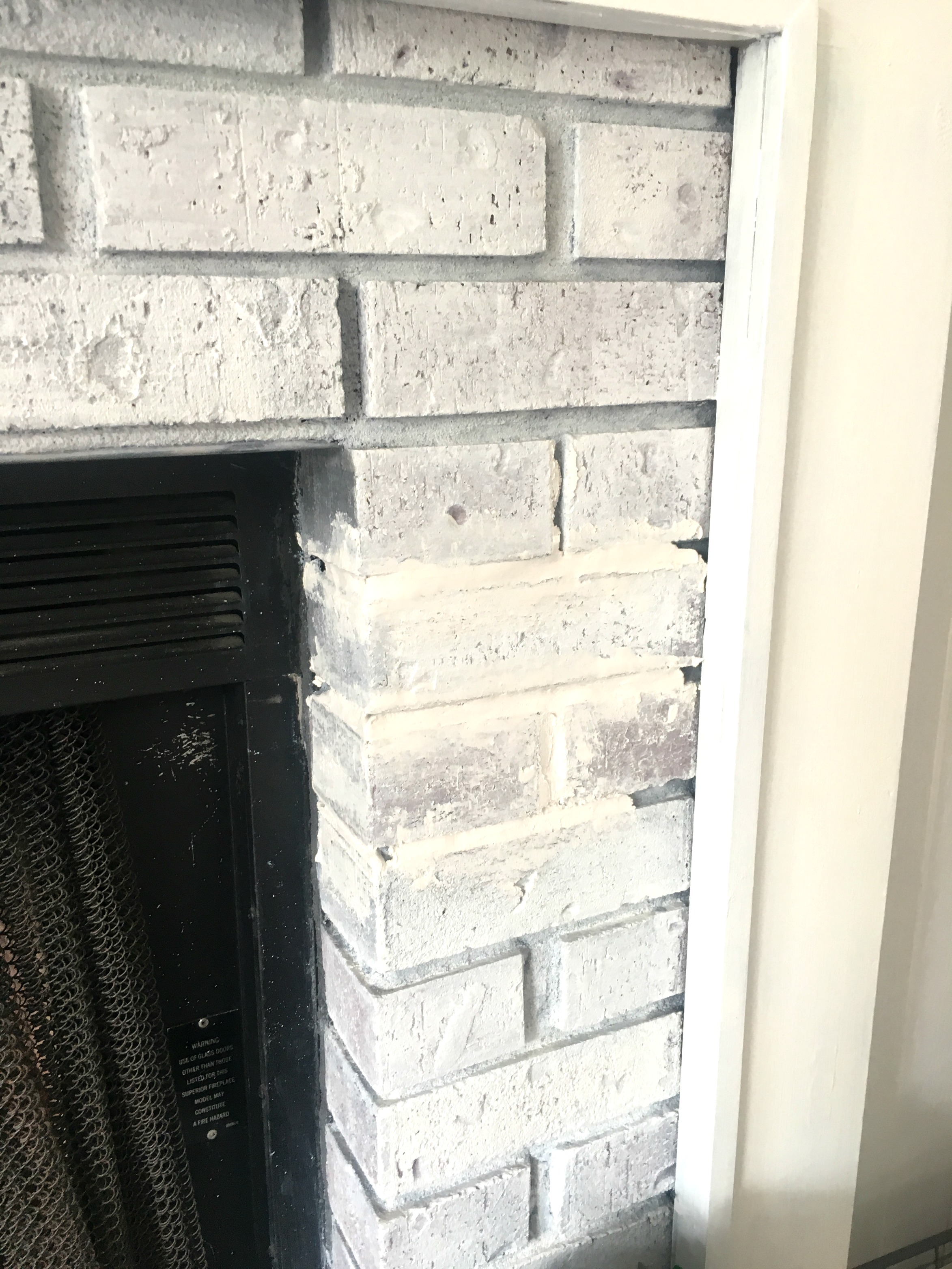 How To Get The Vintage Brick Fireplace Look Seeking