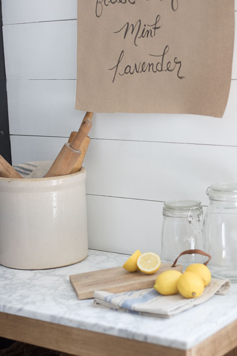 Butcher Paper Holder DIY