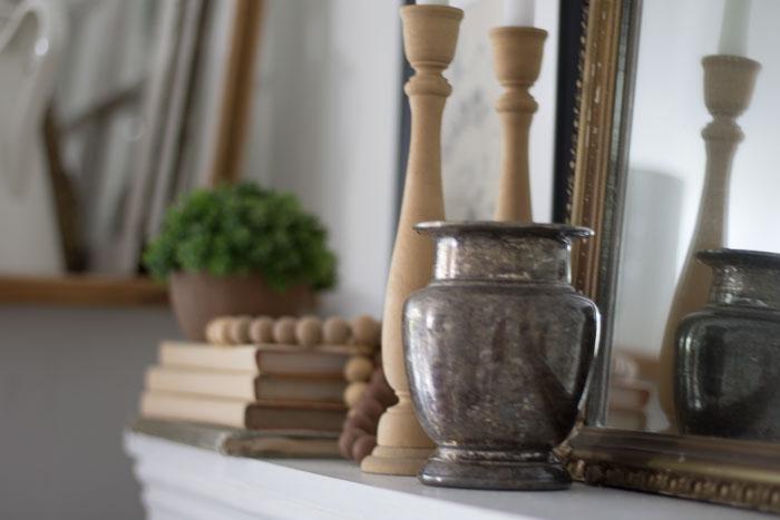 vintage cottage style decor