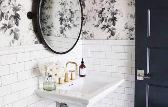 Top 10 Prettiest Wallpaper Rooms