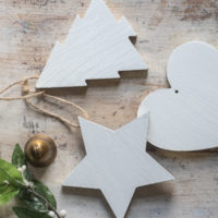 $1 Scandinavian Christmas Ornaments