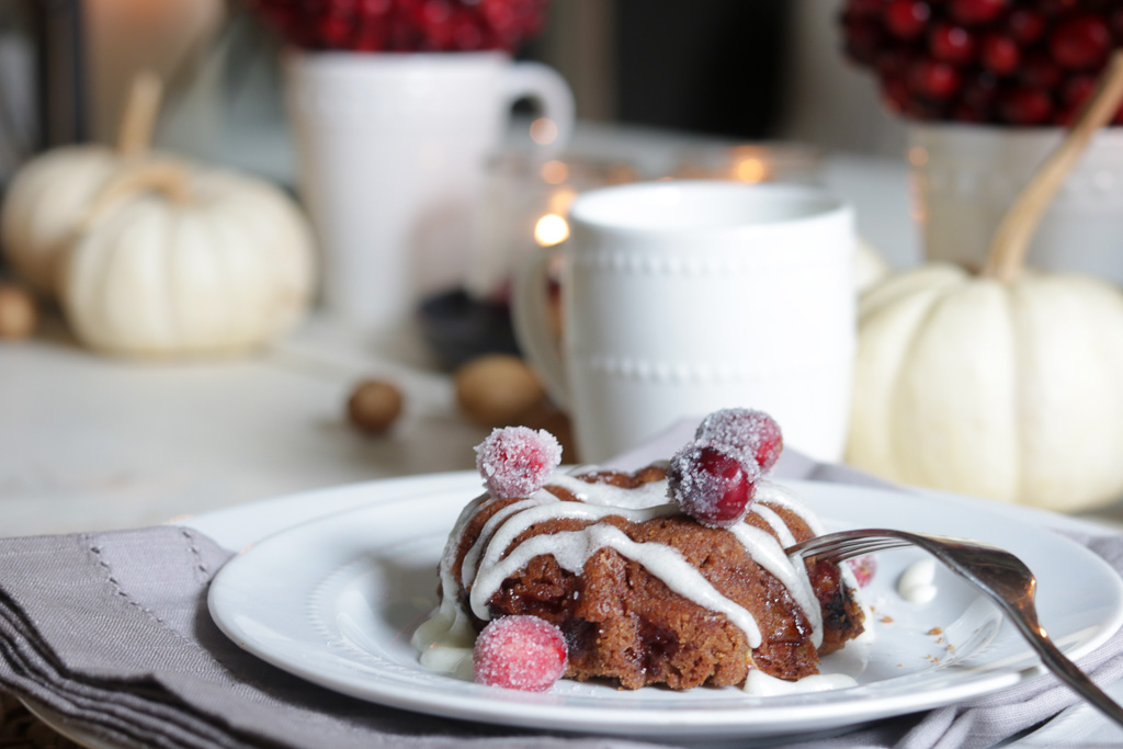 Easy Thanksgiving Desserts with Cranberries