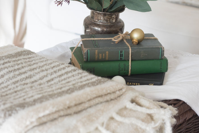 green books neutral christmas