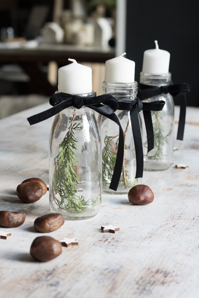 Scandinavian Christmas touches