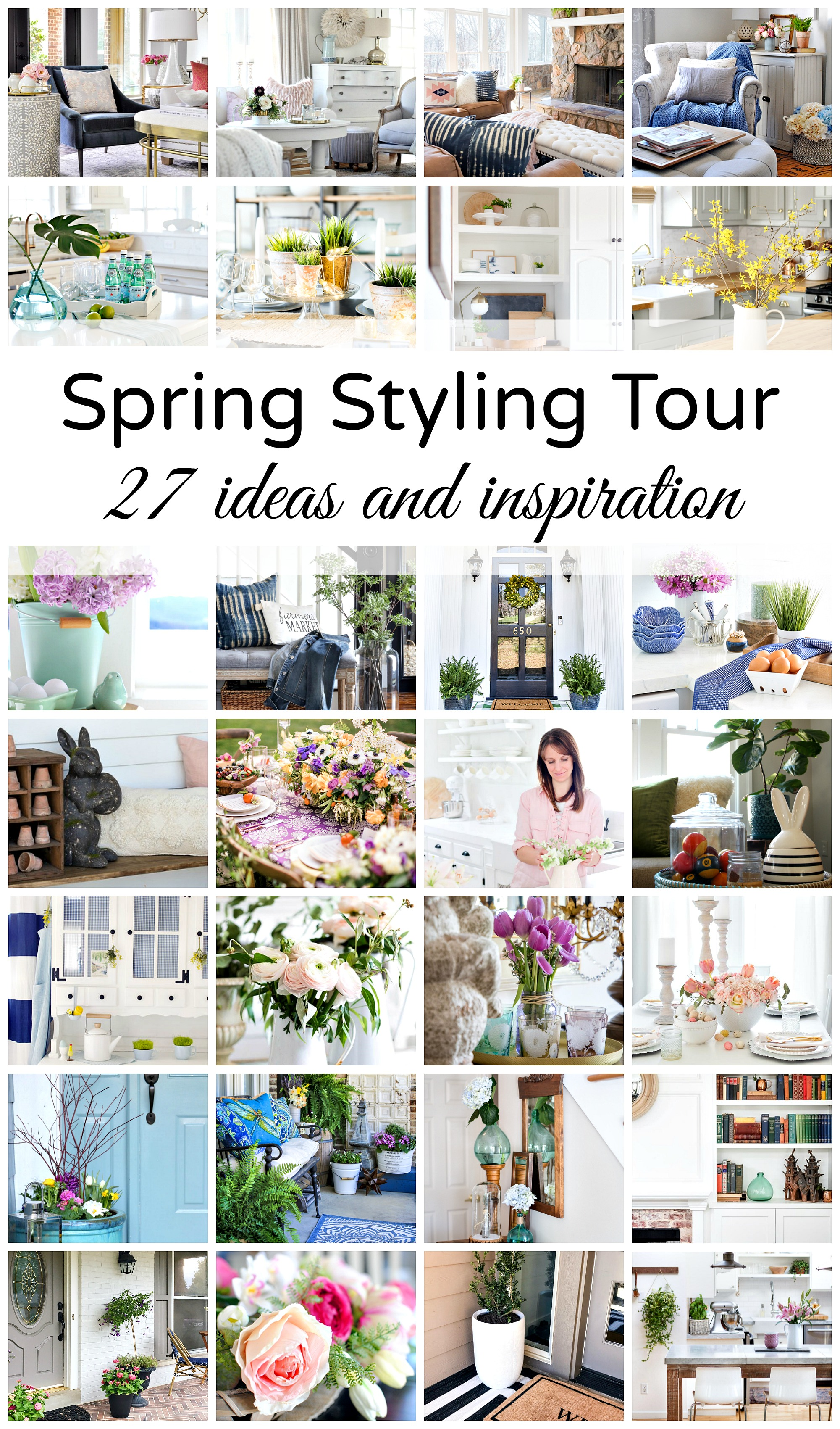 Spring Tour, Spring Porch
