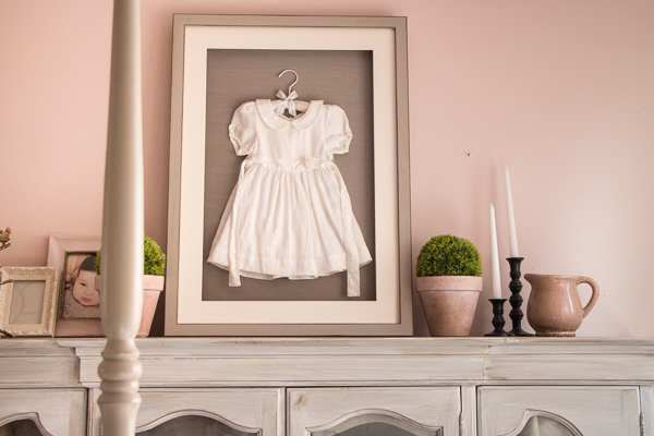 Framed Dress from Scottliving collection