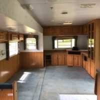 RV Interior Demo