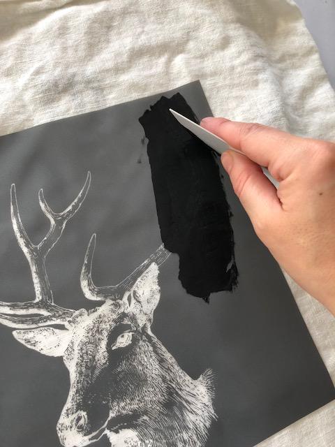 deer-stencil