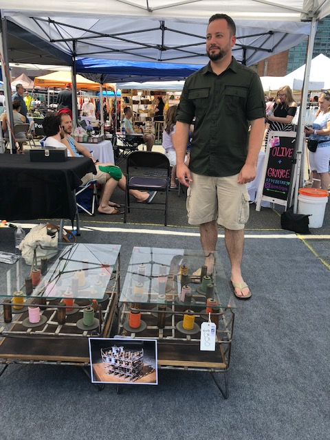 Paring On The Show Flea Market Flip Seeking Lavender Lane