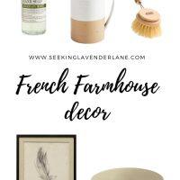 Farmhouse Decor for a New Home