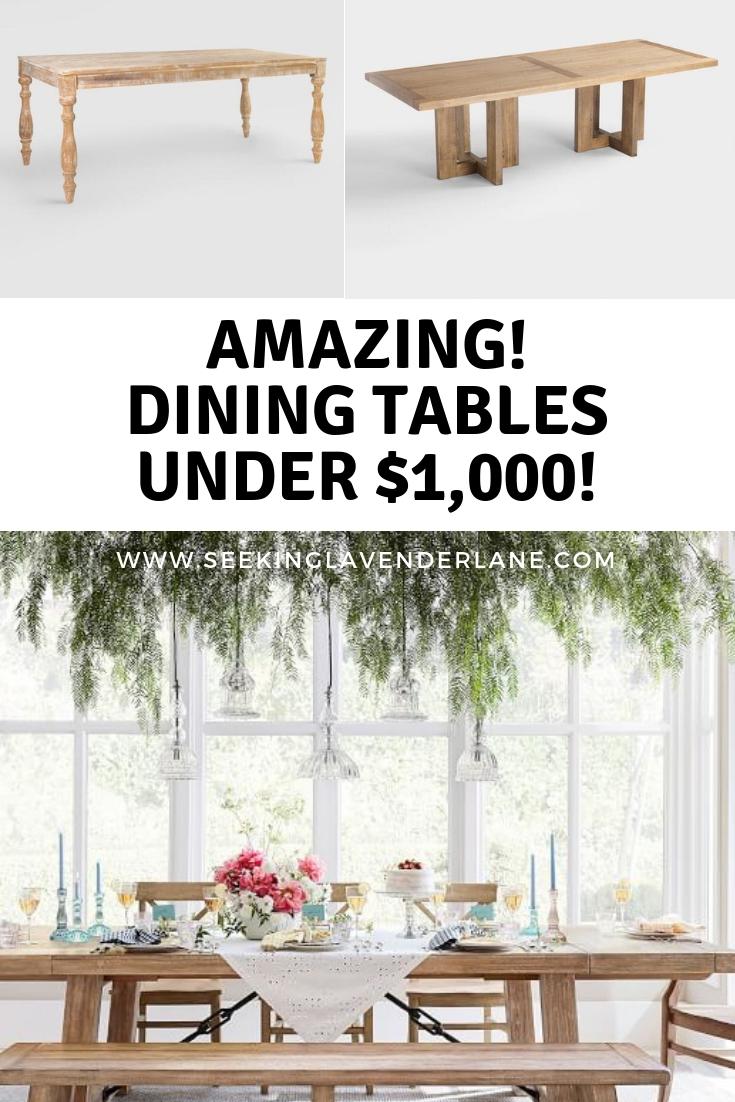 Dining-tables-under-1000