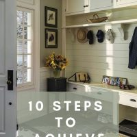 10 Steps to Achieve Authentic Farmhouse